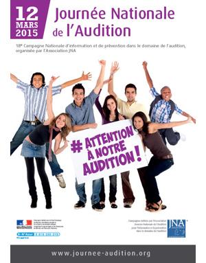La journée nationale de l'audition 2015 se déroule chez Minitone à Nîmes.