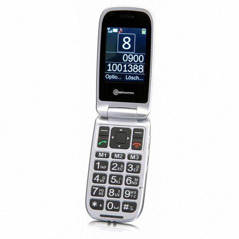 le t l phone portable amplicomms powertel m7500. Black Bedroom Furniture Sets. Home Design Ideas