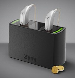 Aide auditive 100% santé rechargeable Oticon Siya miniRITE