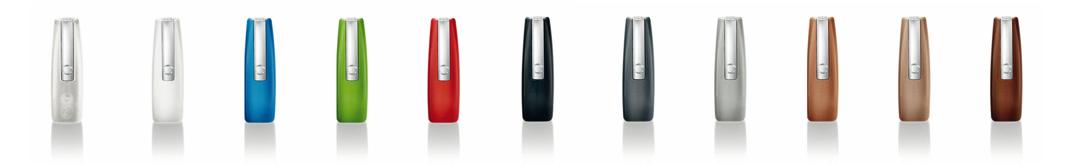 L'aide auditive Widex Unique Passion de toutes les couleurs pour une discrétion complète. Le centre auditif Minitone est spécialiste du Widex Unique.