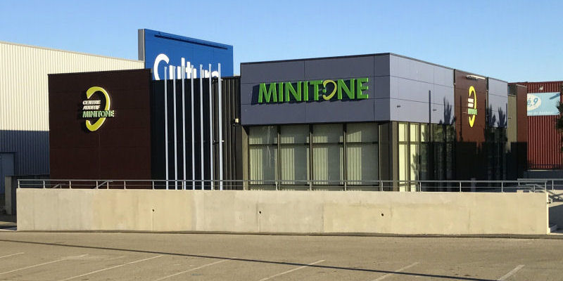 Le centre auditif Minitone Carré Sud à Nîmes